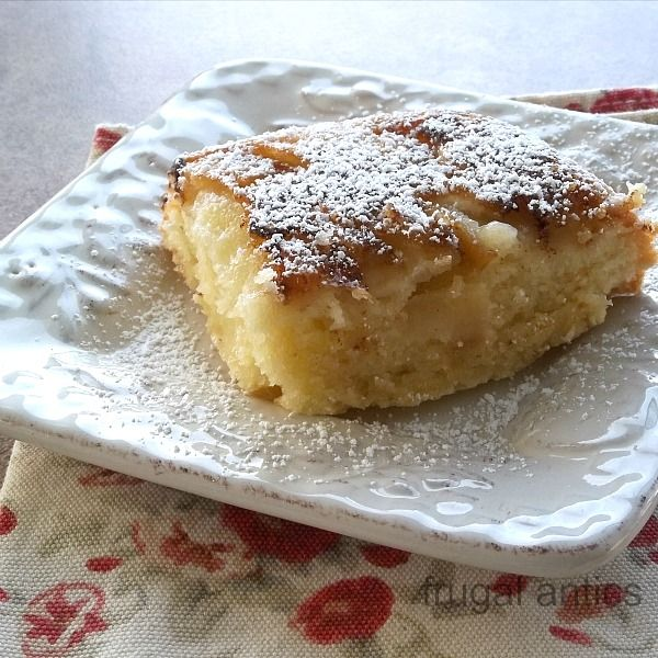 caramel apple upside down cake and apple upside down cake biscuit cake ...