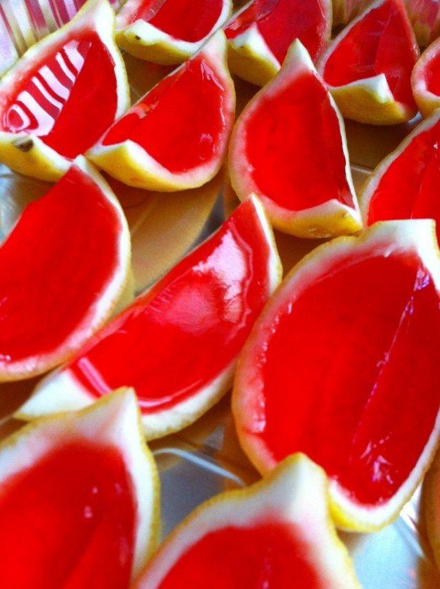 Pink Lemonade Jello Shots | April | Pinterest