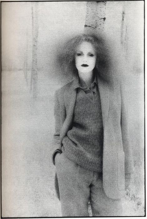 Grace Coddington by David Bailey, 1970s