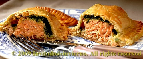 "Salmon en croute | I ""Sea"" Food 