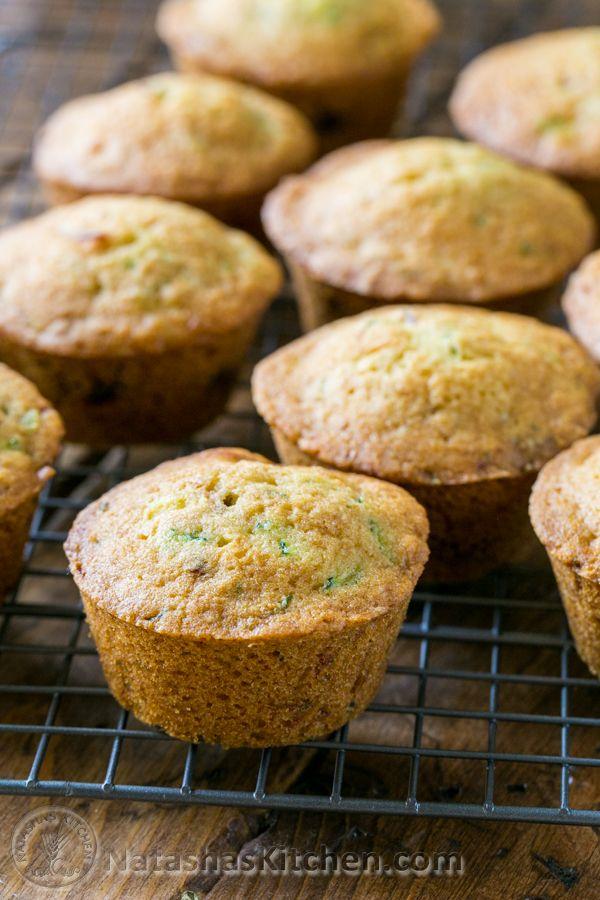Zucchini Muffins | Recipe