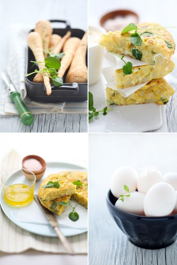 Potato, Parsnip And Watercress Spanish Tortilla Recipes — Dishmaps