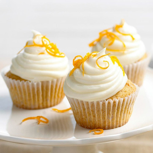 Mimosa Cupcakes | Food & Drink | Pinterest