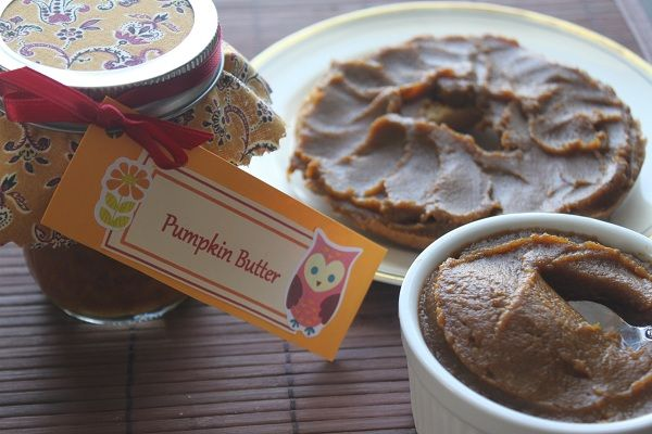 Crock-Pot Pumpkin Butter - CrockPotLadies.com