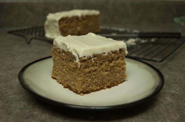 Applesauce Spice Cake | Daisy At Home | Pinterest
