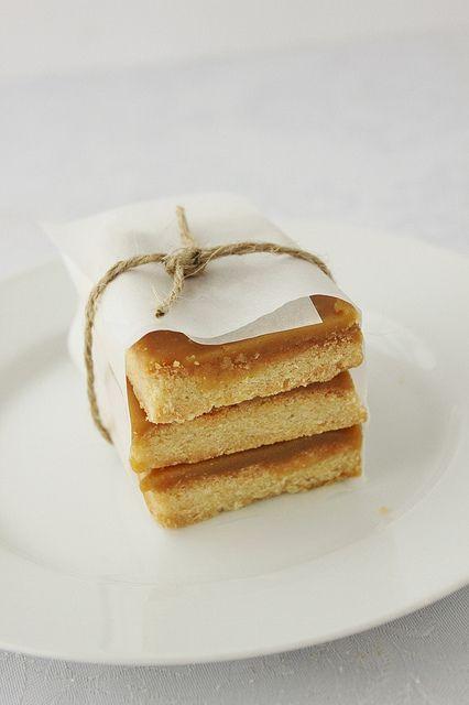 Ginger Crunch by lydiabakes, via Flickr   Dessert   Pinterest