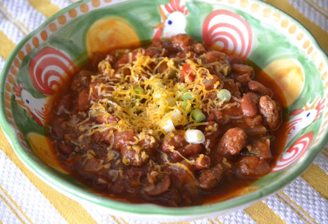 SuperBowl Beef and Dark Beer Chili - a plussed up version of Matt ...