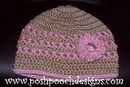 Crochet Pattern Central Baby Hats : BREAST BEANIE PATTERN FREE PATTERNS