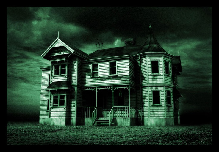 Creepy old house for Classic houses images