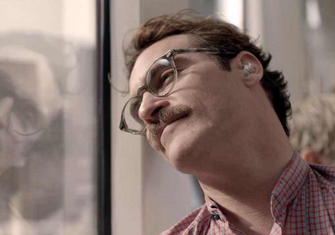 Her Trailer by Spike Jonze