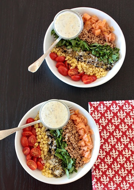 quick and easy pecan crusted dijon salmon quick salmon couscous with ...