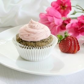 Hipster Cupcakes - Vegan PBR Cupcakes With Vegan Buttercream Frosting ...