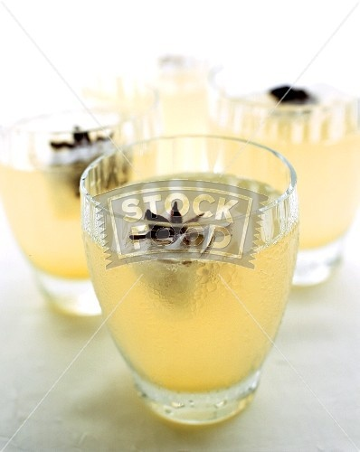 Ginger limeade with star anise | beverage | Pinterest