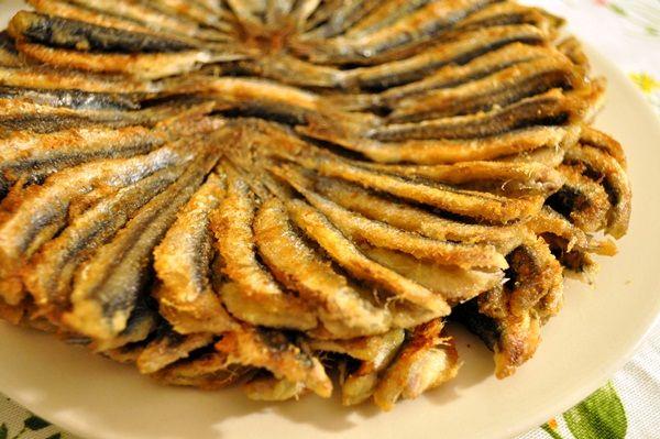 Hamsi - fish