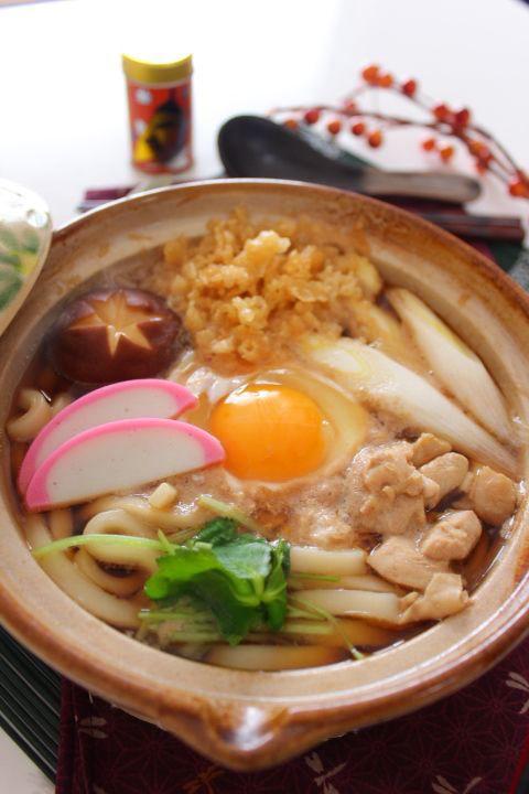 nabeyaki udon | Sushi Lover and Japanese Flavors | Pinterest