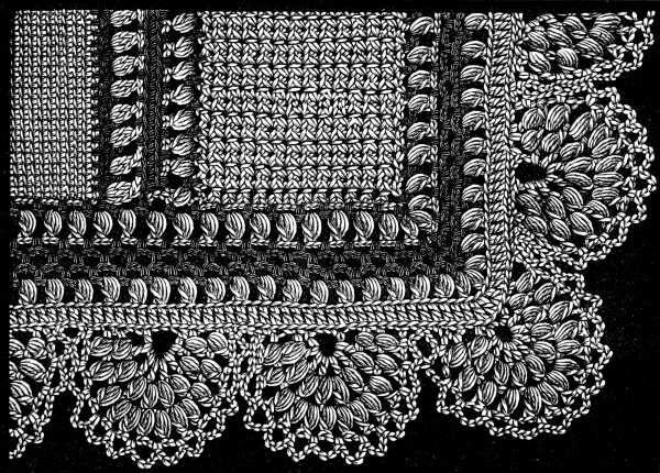 Crochet Stitches Encyclopedia : ... Encyclopedia of Needlework, Crochet Patterns, Stitches, Crochet Lace