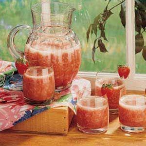 recipes Rhubarb Slush ~ Its a family tradition to have this slush ...