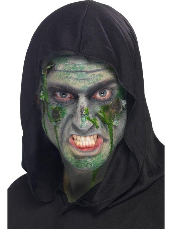 maquillage latex halloween  Halloween Makeup  Pinterest