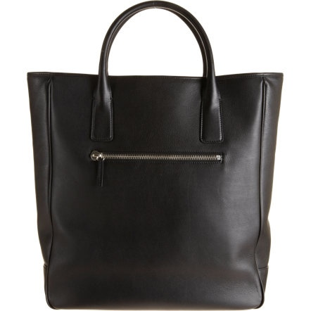 barneys new york leather tote