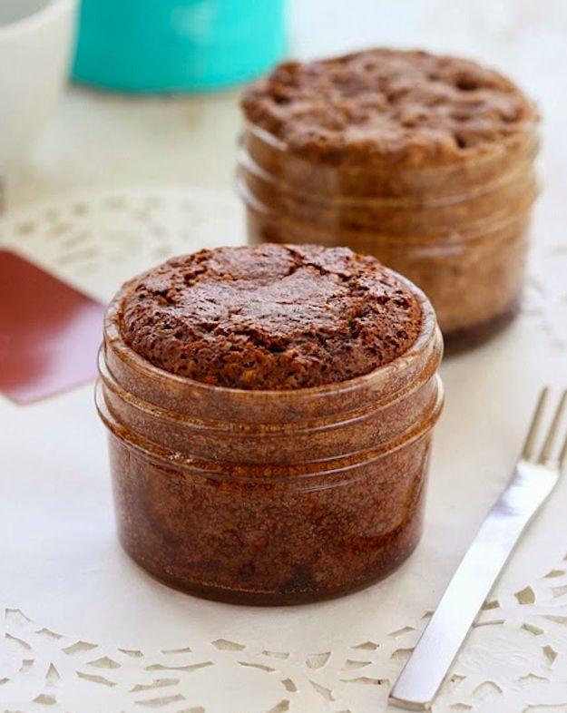Gingerbread cake (in a jar) | Community Post: 49 Vegan & Gluten Free ...