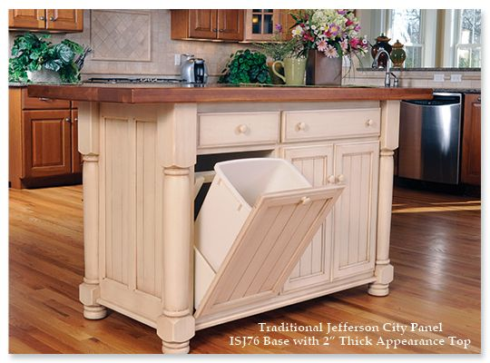 Pin by alexandra on kitchen pinterest for Design your own kitchen island