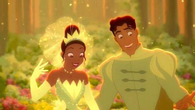 Princess Tiana and Prince Naveen | Disney Couples Prince Naveen and Princess Tiana