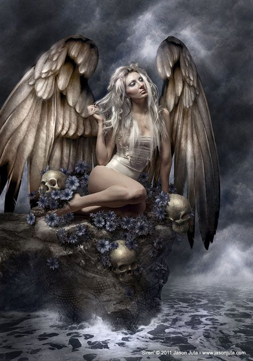 The gallery for --> Greek Mythology Creatures Sirens