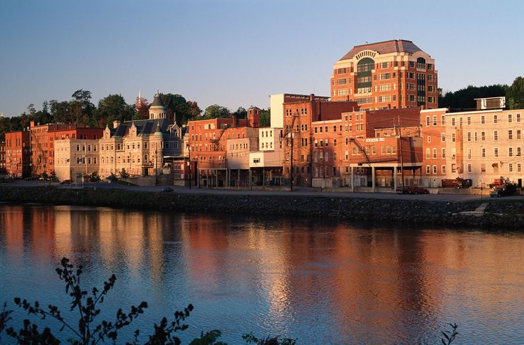 Augusta is the capital of the us state of maine county seat of