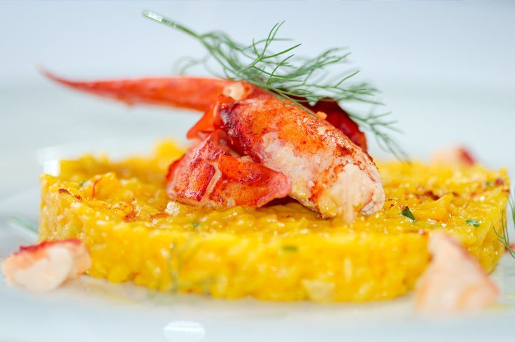 Lobster Risotto | Main Dish - From the Sea | Pinterest