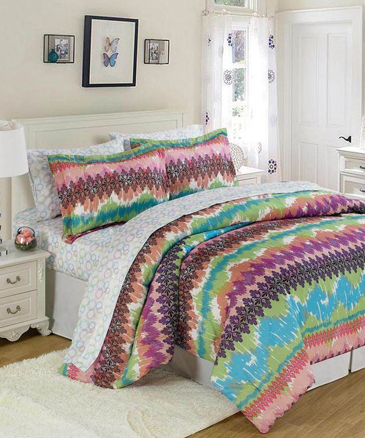 tie dye lace xoxo comforter set daily deals for moms babies and