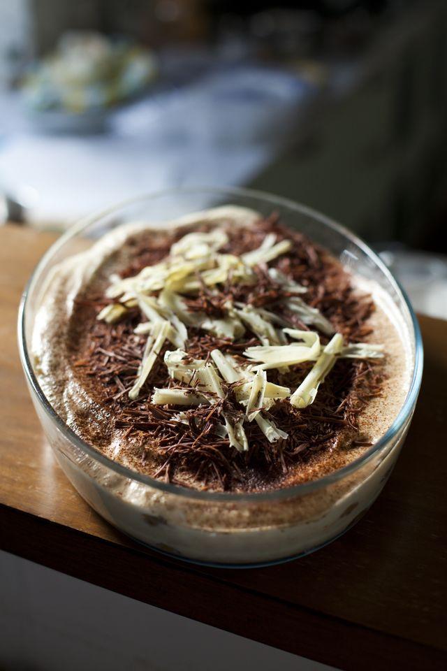 Chocolate Tiramisu Recipe — Dishmaps