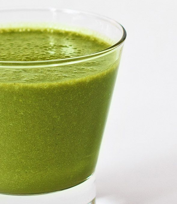 how to prepare kale for smoothie
