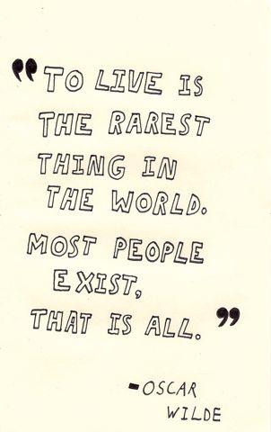 Actually live
