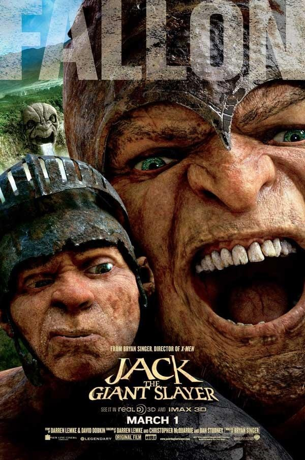 Jack the giant slayer beanstalk