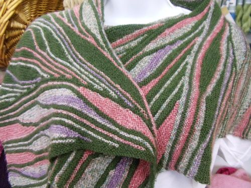 Wingspan Knitting Pattern : Wingspan shawl pinterest crafts