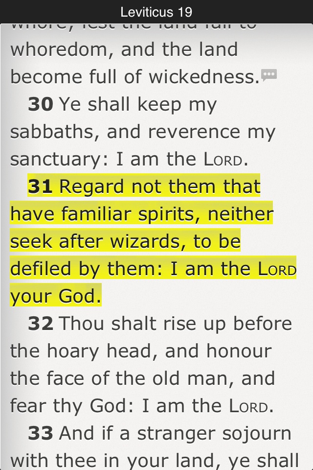NO WITCH CRAFT! | Daily Bible reading verses | Pinterest