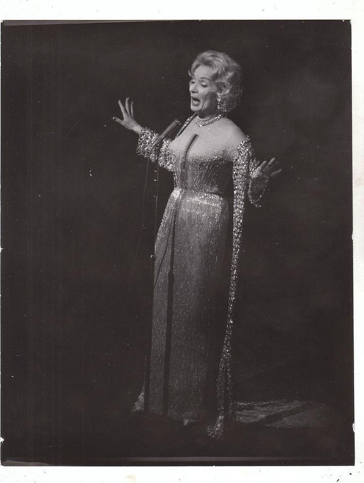 Marlene dietrich in see thru dress las vegas revue show 1960s photo 4
