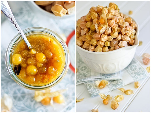 Sugar Free cape Gooseberry Refrigerator Jam | by Sonia! The Healthy ...