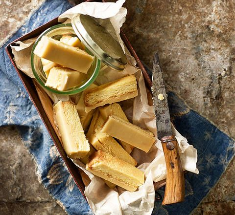 Ginger crunch: Spice up your slice with ground ginger – this light ...