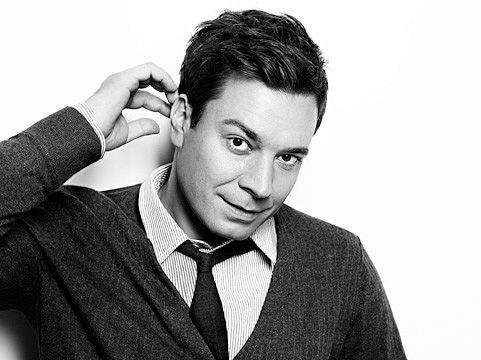 Jimmy Fallon, I love you + I love you!!