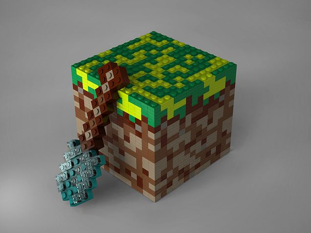 Lego Ideas Lego Minecraft Lego Inspiration Pinterest