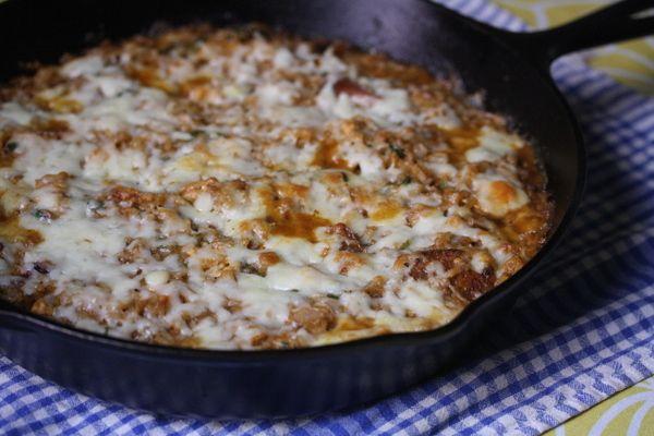 Creamy Chorizo-Chicken Casserole Cinco de Mayo! And by the way, the ...