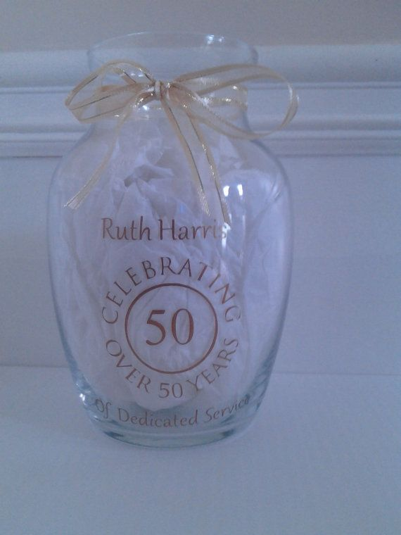 Great Wedding Anniversary Gifts : 50th Anniversary Gift! Great for Weddings, Anniversarys, Career, etc ...