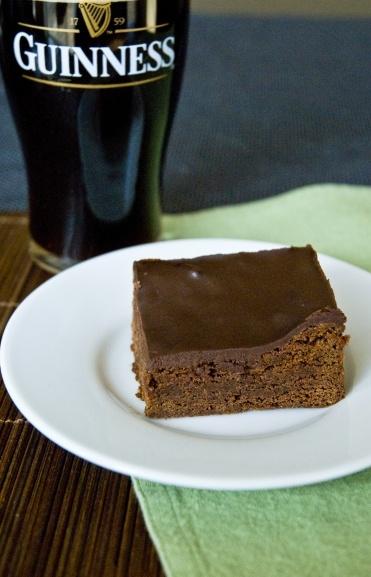 Chocolate Stout Brownies | Sweet Treats | Pinterest