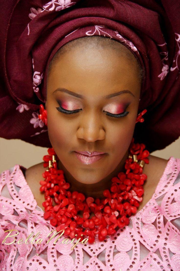 Makeup Ideas nigerian makeup : Traditional African Makeup Make-up by banke meshida-lawal