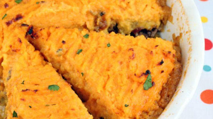 Southwestern Sweet Potato Shepherd's Pie | Healthy recipes - calorie ...