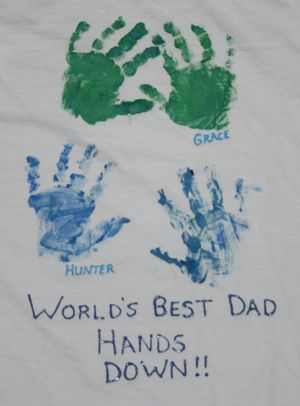 father's day crafts for preschoolers ideas