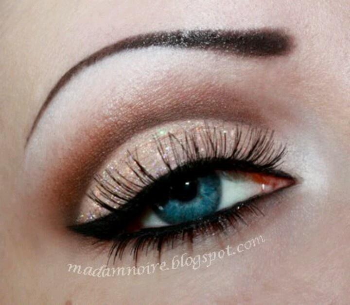 Neutral eyes | makeup | Pinterest - 114.8KB