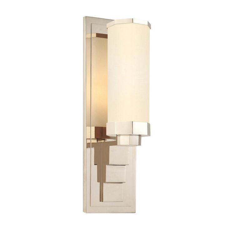 Modern Step Wall Sconce