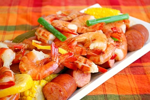 Low Country Shrimp Boil | Recipes - Main Meals | Pinterest